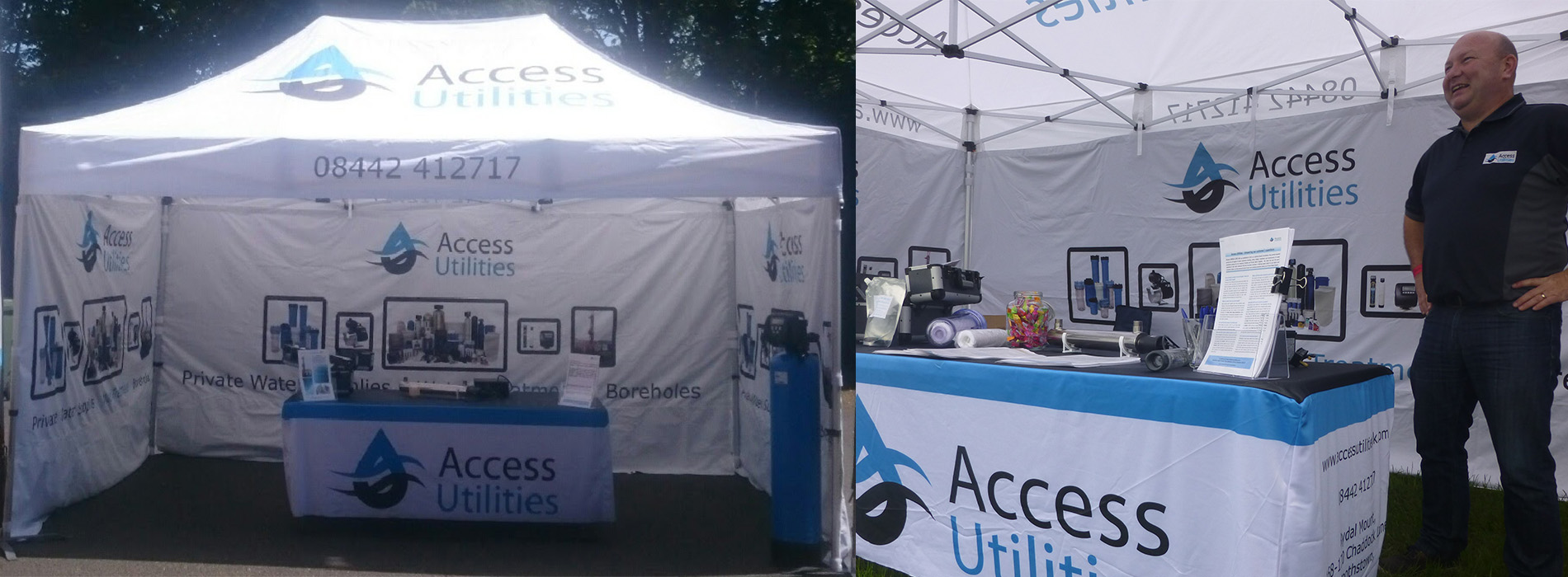 Access Utilities Events