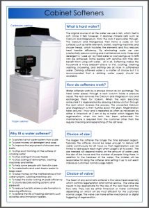 cabinet softeners